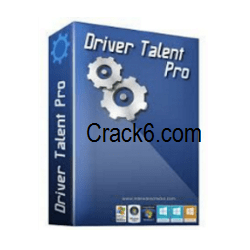 Driver Talent Pro 8.0.2.10 Crack + Activation Key Download [2021]