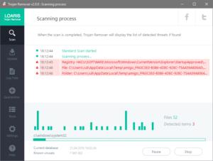 Loaris Trojan Remover 3.1.77 Crack + License Key Free Download