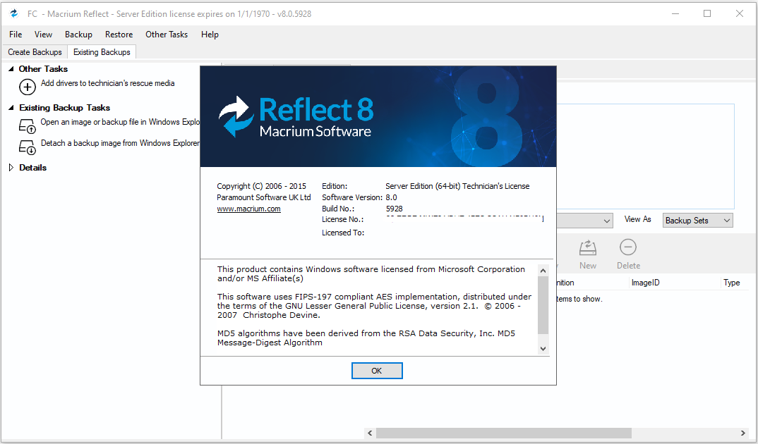 Macrium Reflect 8.0.5994 Crack With License Key Download [2021]