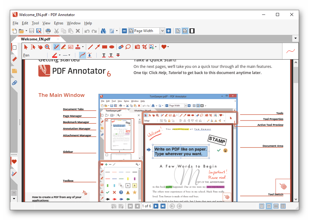 PDF Annotator 8.0.0.828 Crack With License Number Latest [2021]