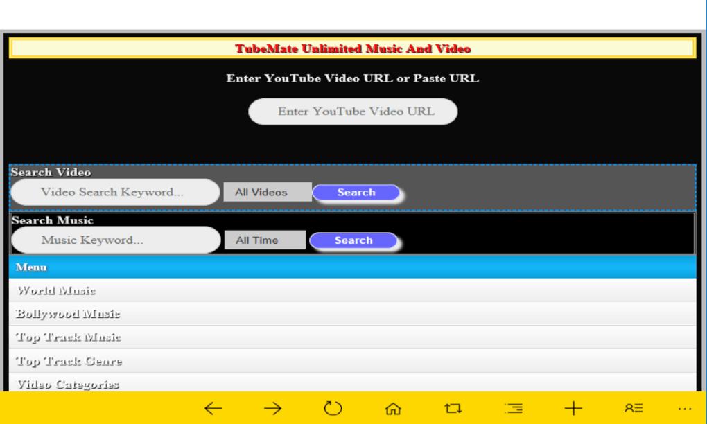 TubeMate Downloader 3.22.0 Crack With License Key Download 2021