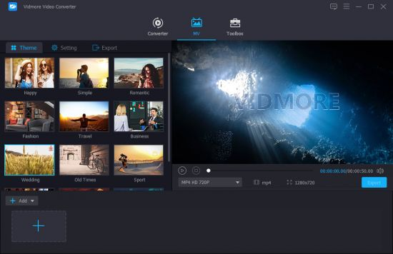 Vidmore Video Converter 1.3.6 With Crack Full Version