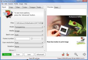 VueScan Pro 9.7.58 Crack With Keygen Full Download Version [2021]