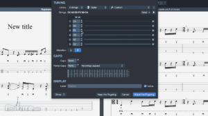 Guitar Pro 7.5.5 Crack Build 1844 With Keygen Free Download