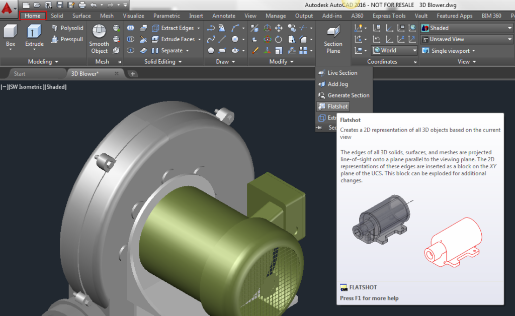 AutoCAD 2016 Crack With Activation Key Download [Latest Version]