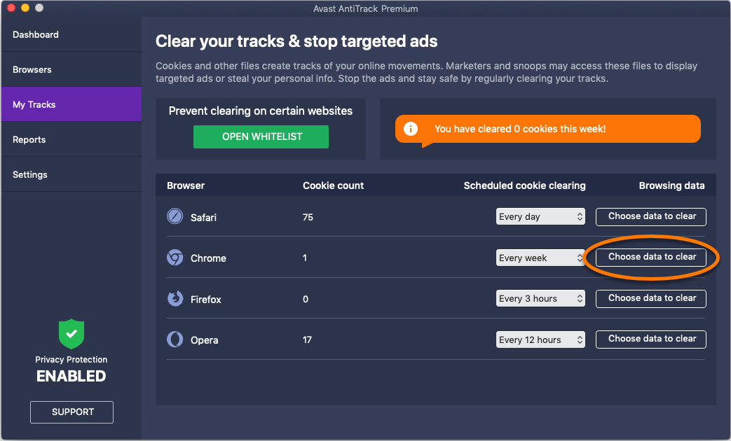 Avast AntiTrack Premium 2021 Crack + License Key Download [2021]