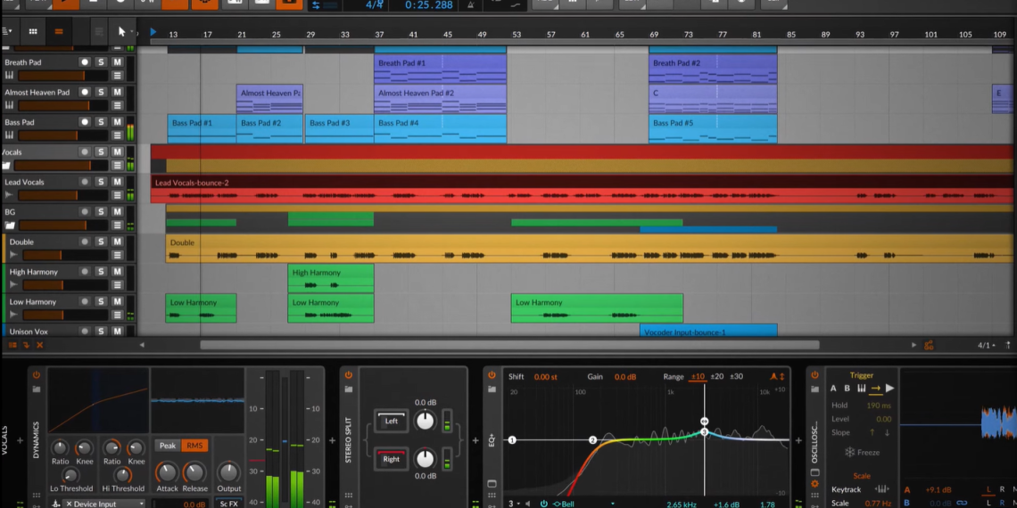 Bitwig Studio 4.0.1 Crack With Product Key Latest Download [2021]