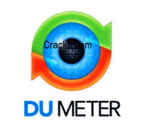 DU Meter 7.30 Build 4769 Crack With Serial Key Download [2021]