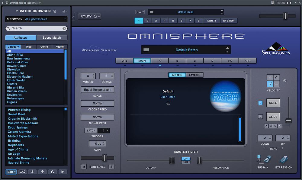 Spectrasonics Omnisphere 2.6.3 Crack With Keygen Download [2021]