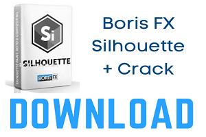 Boris FX Silhouette 2021.5.6 With Crack