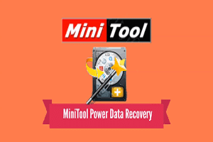 MiniTool Power Data Recovery 10.0 With Crack